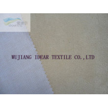 Suede Bonded With Poly Cotton mixed Fabric for Upholstery