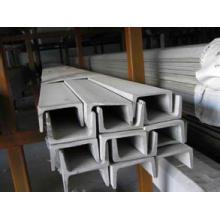 AISI ASTM DIN En etc 304L Stainless Steel Channel Bar