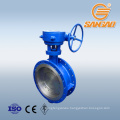 wholesale guarantee 10 years quality butterfly valve dn250 gear 8 inch butterfly valve 400mm