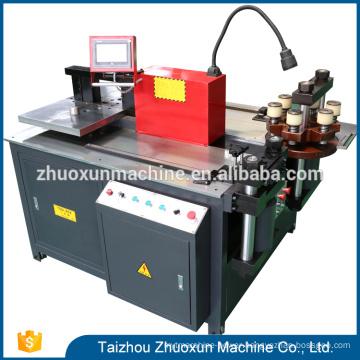 Best Choose Cnc Busbar Hole Punch Copper Bend Cut Machin Small Bus Bar Punching Machine