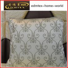 Bordados decorativos almofada de veludo de moda travesseiro (EDM0348)