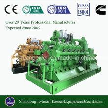 Biogas Anlage Angewandte Ce Standard mit KWK-System Cogeneration Biogas Generator 500kw