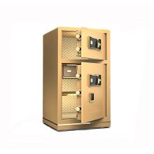 Cofres eletrônicos de alta segurança para joias com impressão digital