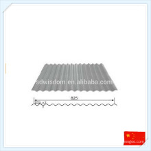Wiskind Prefabricated High Quality Steel Roof Plate