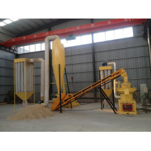 1-1.5 Tons Hmbt Brand Pellet Production Line