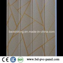 Wave Laminated PVC Wall Panel PVC Panel Board 2016new