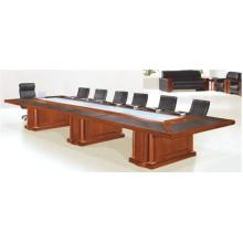 Chine Fabrication de table en bois de salle de conférence (FOH-H6017)