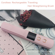 2 in 1 mini hair brush styler