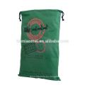 venta al por mayor grandes bolsas de reno de vacaciones de Navidad bolsas de navidad originales bolsas de regalo de navidad saco