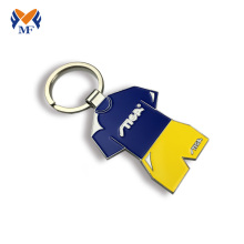 Metal sport keyring for men and boyfriend