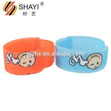 Heavy Duty Belt Buckle of Baby Shoes Hook and Loop