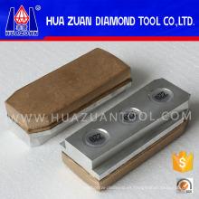 Bloque de molienda de diamante de bajo costo y alta eficiencia para granito