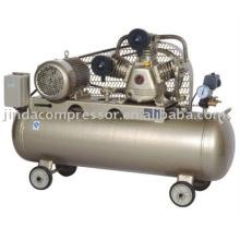 10HP 7.5KW 12.5BAR accionado por correa aire compresor (W-0.97/12.5)