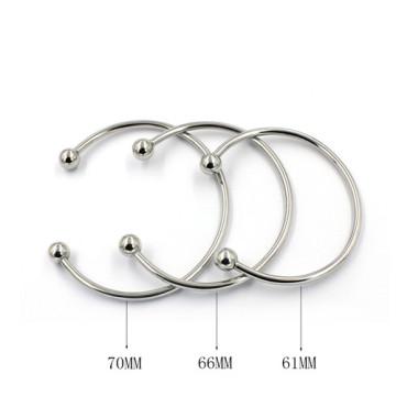 Simple Bracelets for Children Christmas Gifts Adjustable Copper Bracelet
