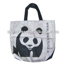 high quality Cotton Shopping Bag with full printing