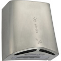 GEEO S.S.Satin Double Outlet Hand Dryer