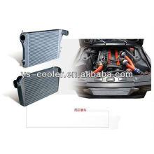 Intercambiador de calor del intercooler de la placa de aluminio de la venta y de la profesión caliente para los coches universales