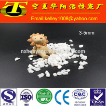 2-4mm weißer Quarzsand (Quarzsand) zur Wasseraufbereitung