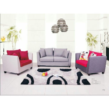 Small Size Fabric Sofa, Home Furniture, Modern Sofa (S609)