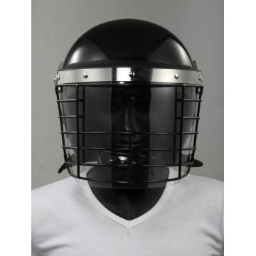 Reforzado Anti casco antidisturbios