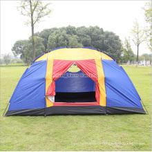 Original Single Factory Tent, Automatic Double Zipper Camping Tents