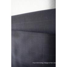 Check Wool Fabric of 100% Wool
