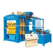 QT8-15B block making machine,auto block production line