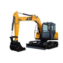 LONKING 22ton excavadora hidráulica sobre orugas LG6225 precio barato