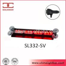 12W linear diodo emissor de luz aviso, traço de para-brisa (SL332-SV)