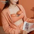 Women's Handsfree Wearable Breast Milk Suction Pump USB