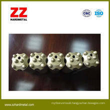 Tapered Carbide Button Bits for Mining