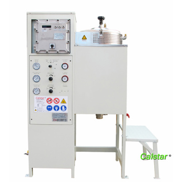 Machine de recyclage d'alcool isopropylique