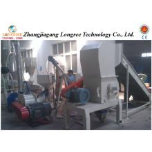 PVC-Profil-Abfall-Hochleistungszerkleinerer, Plastikabfall, der Einheit zerquetscht