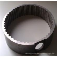 Carboneto de tungstênio para anel Non-Standardteeth com forma e tamanho personalizados