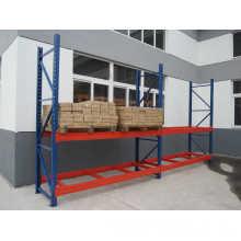 Tipo pesado Tuberías de acero de metal Estantes de almacenamiento de mercancías