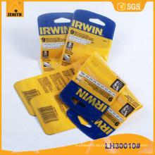 Prenda de etiqueta de PVC Hangtag LH30010