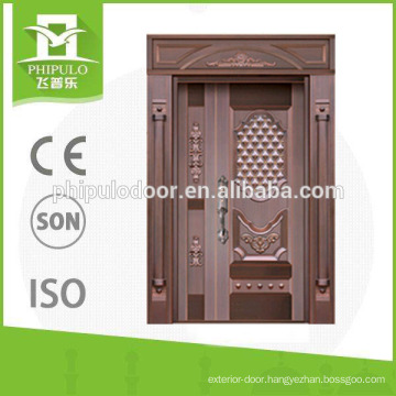 Bullet proof iron door 1.0mm thickness from Yongkang