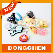 Various Soft Silicone Rubber Promotional Gift Art Work