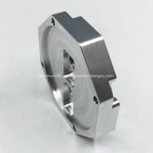Serviços de usinagem de peças de alumínio usinados com precisão de precisão