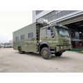 Sinotruck 24 people Military truck Camper Van