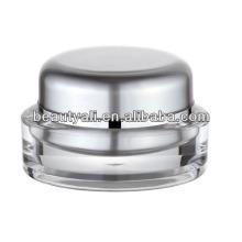 15ml 20ml 30ml 50ml Овальная акриловая косметическая банка для ухода за кожей Cream