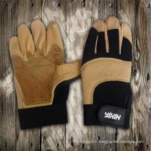 Work Glove-Mechanic Glove-Working Gloves-Safety Glove-Glove-Weight Lifting Glove-Labor Glove