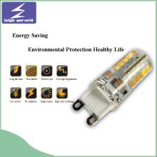Heißer Verkauf 3W 220V G9 Kapsel-Silikon-Birne LED-Licht