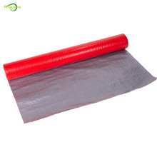 anti aging silver cargo protection plastic tarpaulin