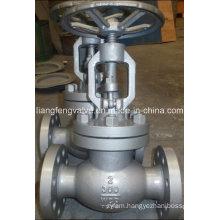 Carbon Steel Globe Valve Flange End