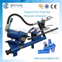 Steinbruch Werkzeuge tragbare integraler Bohrstahl Luft Schleifmaschine zum Schärfen