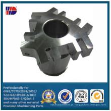 A máquina do CNC do OEM parte as peças fazendo à máquina do CNC das peças do CNC