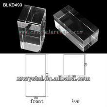 K9 Blank Crystal for 3D Laser Engraving BLKD493