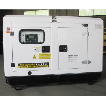 52kw/65kVA Silent Cummins Diesel Power Generator Set