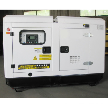 Jogo de gerador diesel silencioso do poder CUMMINS de 66kw / 82.5kVA